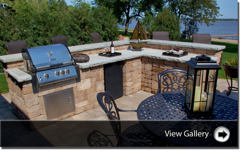 Outdoor Kitchen, Fire Pit, Pizza Oven, Outdoor Bar