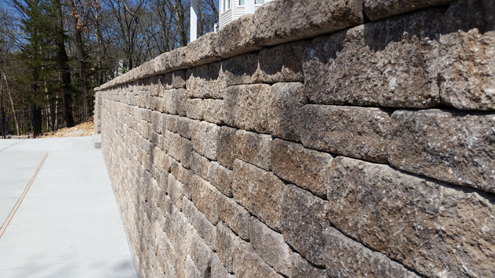 Erosion Control Landscaping Retaining Walls